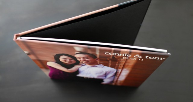 Connie & Tony's Guest Book | Wedding Books