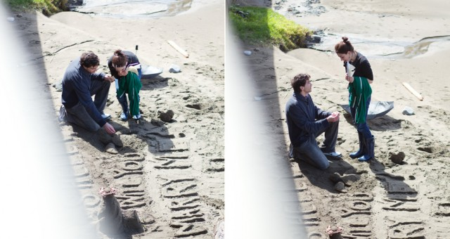 Shelly & Mark's Surprise Proposal | China Beach, San Francisco Engagement Proposal!