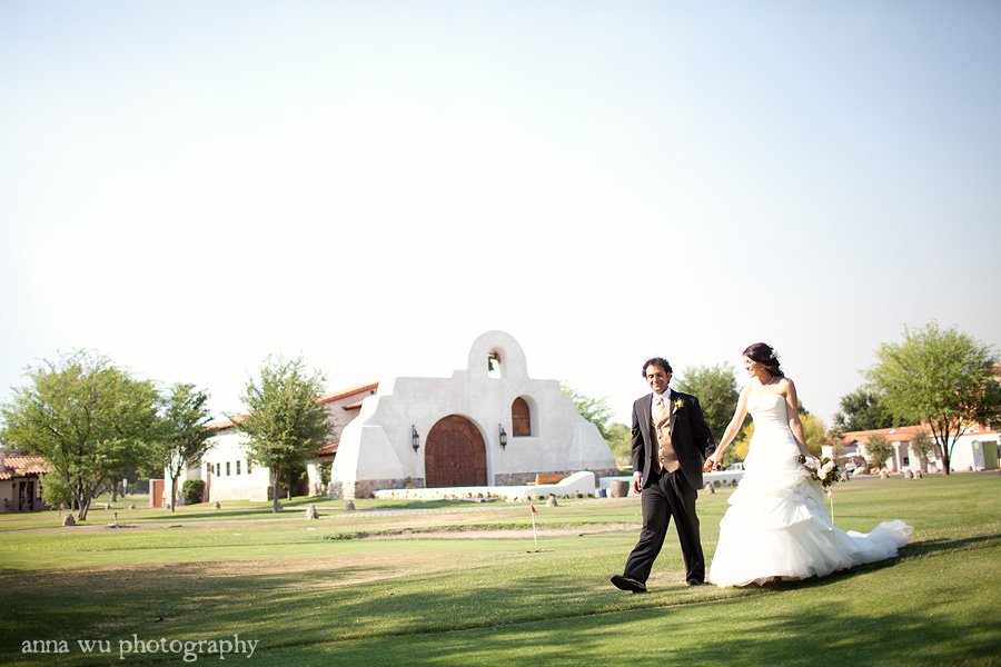 Evy & Joe | Tubac Nogales Arizona Wedding Photography | Tubac Golf Resort |