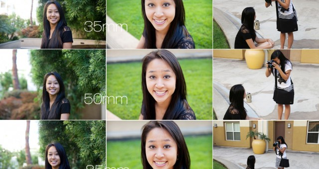 Which Lens Should I Use? | Focal Length Comparison