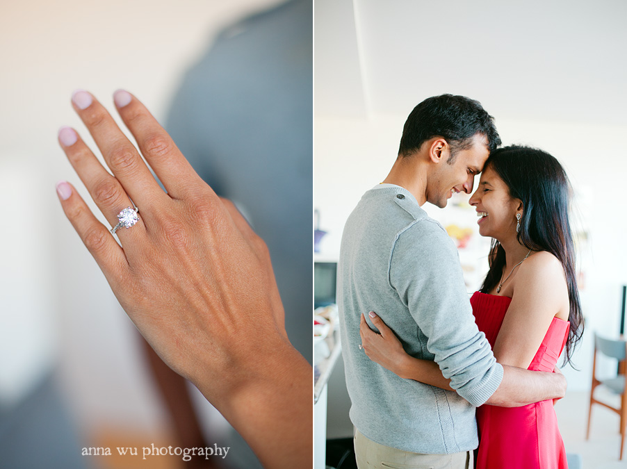 Anika & Vijay's San Francisco surprise proposal | av_086