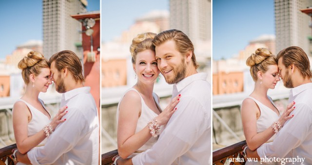 Abigail & Chris | One Year Anniversary | San Francisco Photography