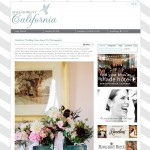 What an incredible honor to be published on Style Me Pretty! It is probably the biggest wedding blog in the world. I love their feature of Michelle...