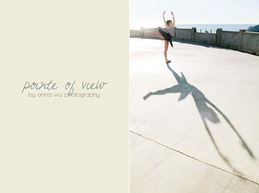 Dancer Within | Pointe of View ballerina series by Anna Wu Photography