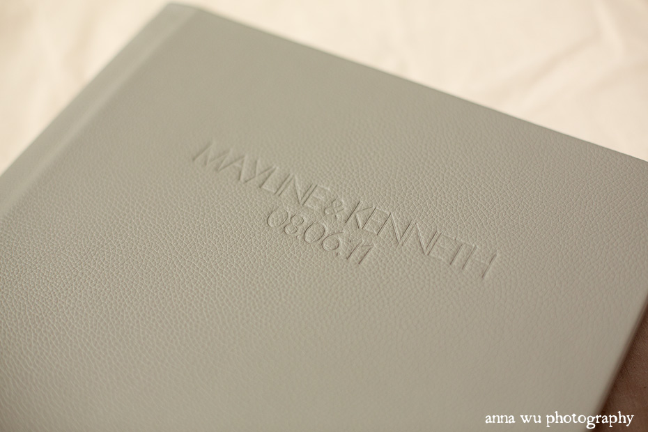 Mayline & Kenneth | Heirloom Wedding Albums by Anna Wu Photography | mk_21