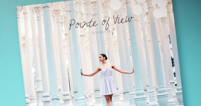Preorder the Pointe of View Book | Pointe of View