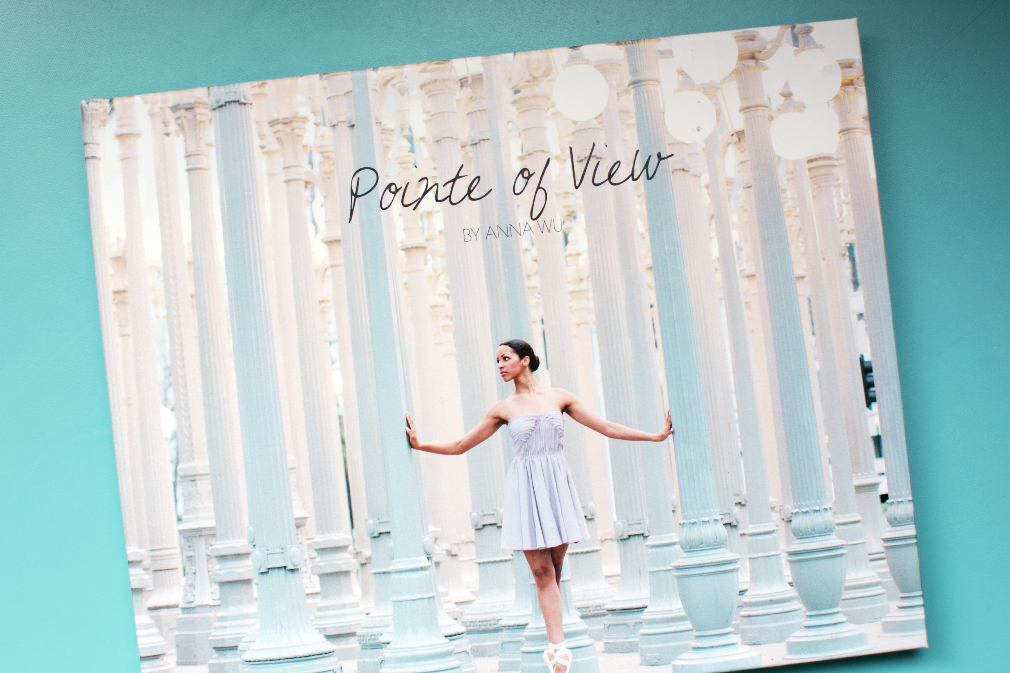Pointe of View ballerina photography book on sale in the online store | povbook_04-2
