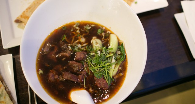 Izzo, San Jose | The Quest for the Best Beef Noodle Soup in the Bay Area