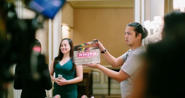 On Set | Langham Huntington, Pasadena | Behind the Scenes of Love Arcadia