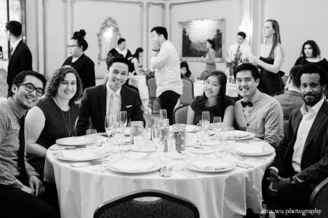 Wedding guest extras Behind the scenes, on set with Love Arcadia film | Anna Wu Photography