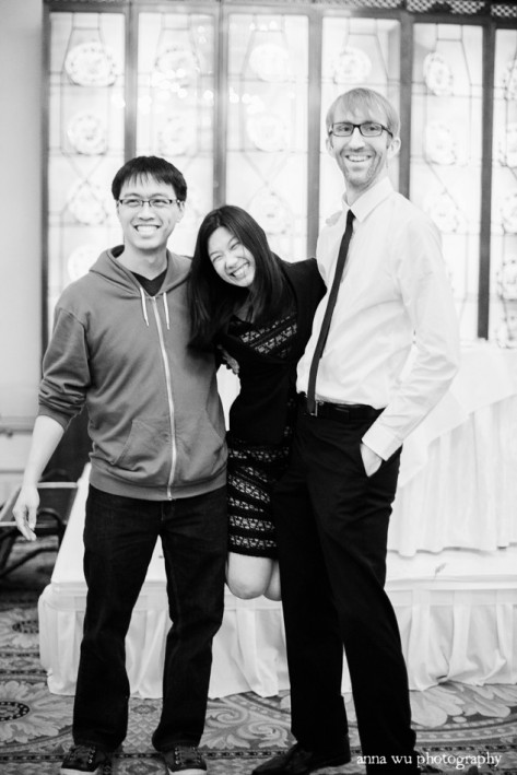 The three producers of Love Arcadia | Behind the scenes, on set with Love Arcadia film | Anna Wu Photography