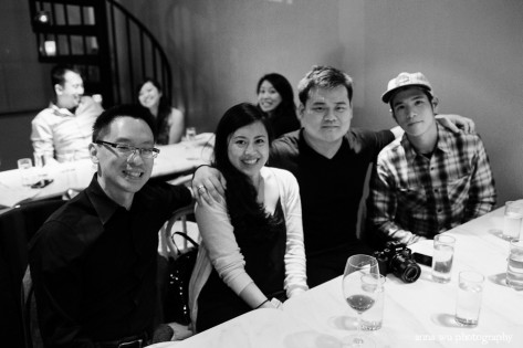 Birthday Dinner at 1601 Bar & Kitchen, San Francisco | Anna Wu Photography