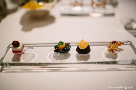 Quince San Francisco | Two Michelin Stars | Anna Wu Photography