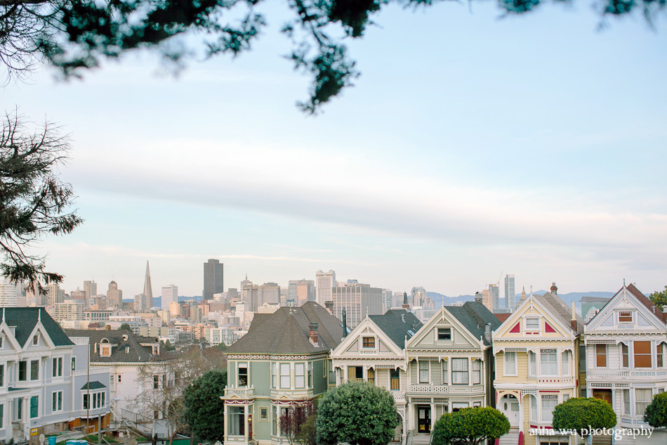 Alamo Square | San Francisco Lifestyle Photography | Anna Wu Pho
