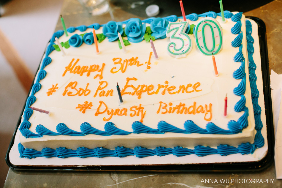 Bob's Birthday Party at the Mandarin Oriental, Boston | Anna Wu