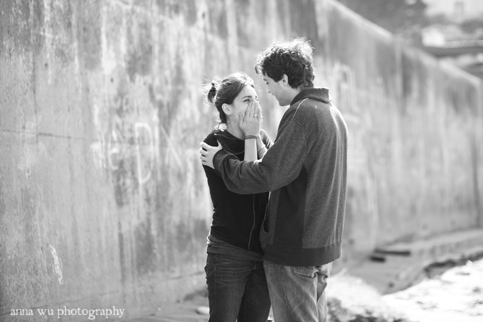 San Francisco Surprise Proposal Photography | China Beach