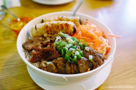 Sunflower Vietnamese Restaurant San Francisco | Anna Wu Travelogues