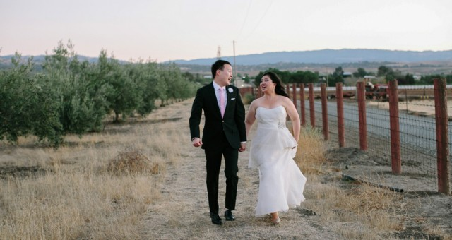 Adrienne & Jenton | Purple Orchid | Livermore Wedding Photography