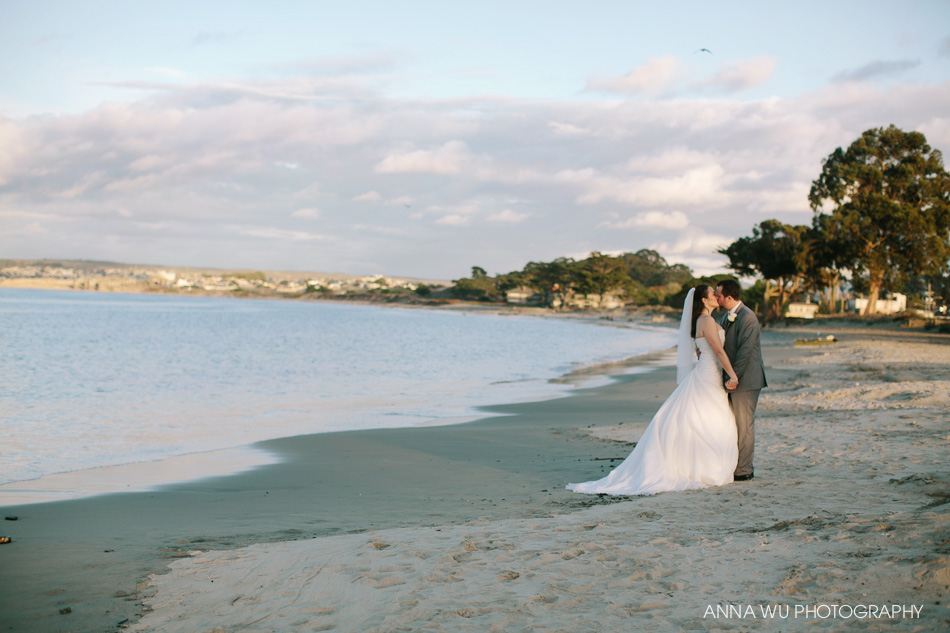 Rebecca & Dave | Monterey California Wedding Photography