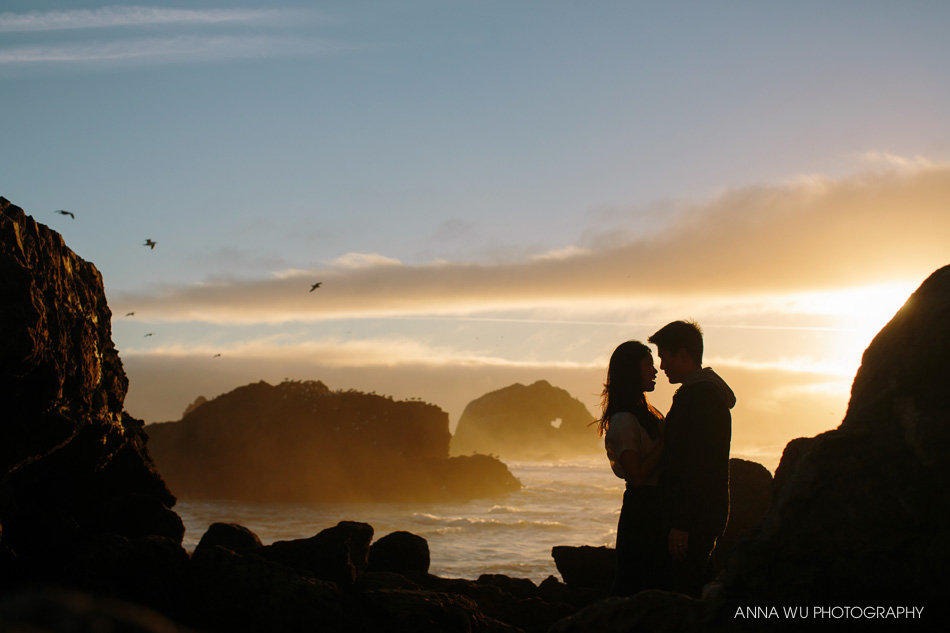 Annual Lifestyle Portraits | Shau-ru & Ed | Sutro Baths San Francisco