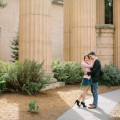 Palace of Fine Arts | San Francisco Engagement Photography