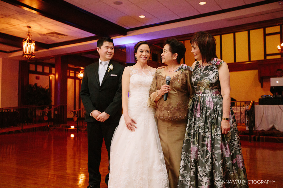 Chevy Chase Country Club Wedding | Ninna & Eric | Anna Wu Photography