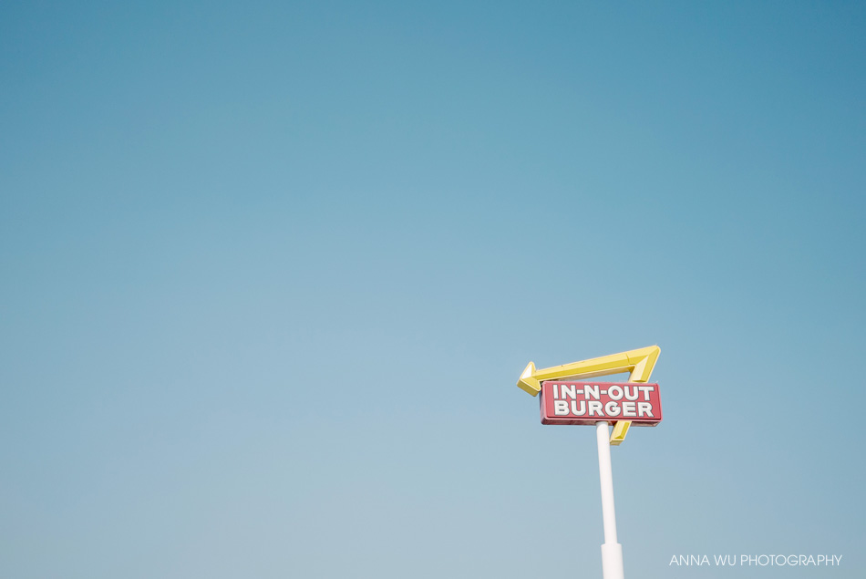 Solo Road Trip to Los Angeles | In N Out