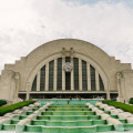 Art of the Brick | Cincinnati Union Terminal