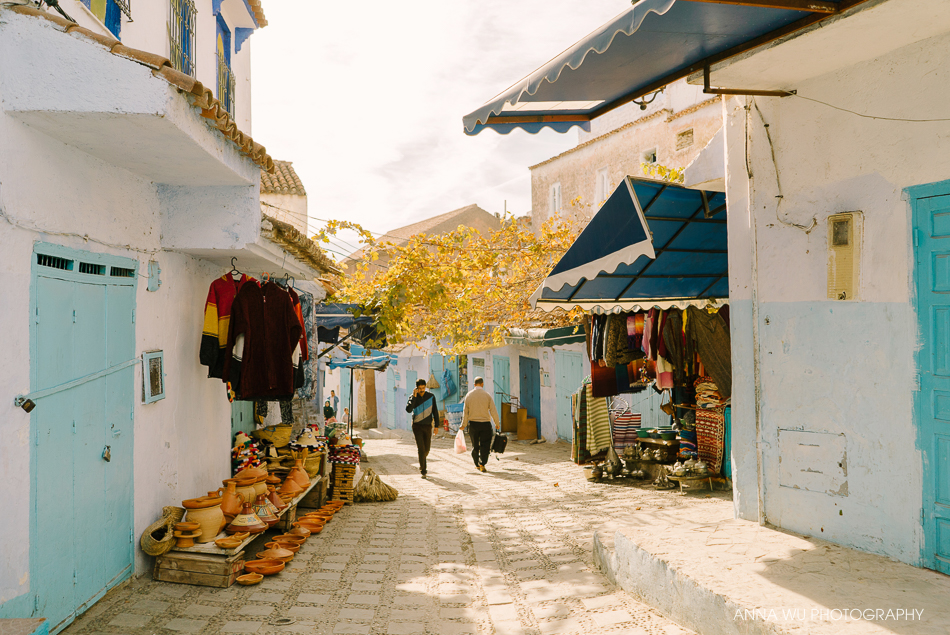 Chefchaouen | Morocco Travelogues by Anna Wu