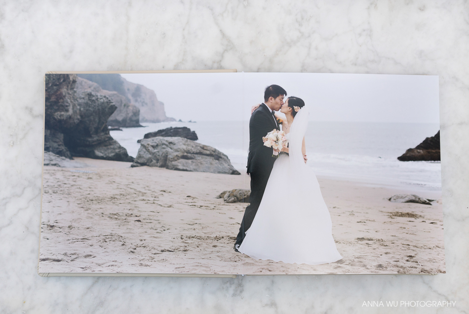 Custom Wedding Album | Stephanie & Dalen