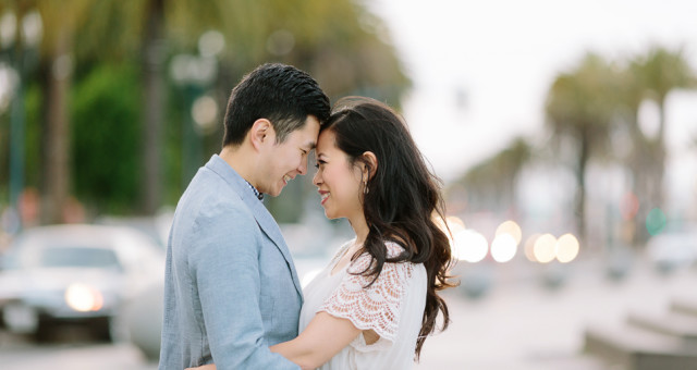 Pauline & Justin | San Francisco Engagement Photography