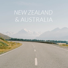 New Zealand & Australia Travelogue Series | Anna Wu Photography