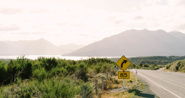The Road to Milford Sound | South Island, New Zealand