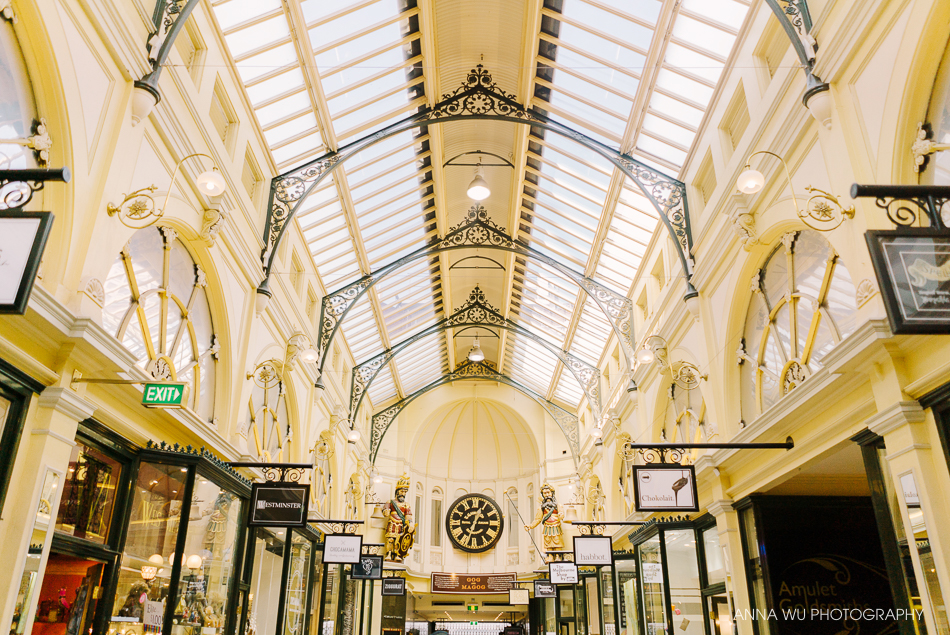 Melbourne Walking Tour | Travelogues by Anna Wu Photography