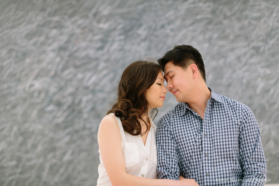 SFMOMA Engagement Session | Laura & Steve