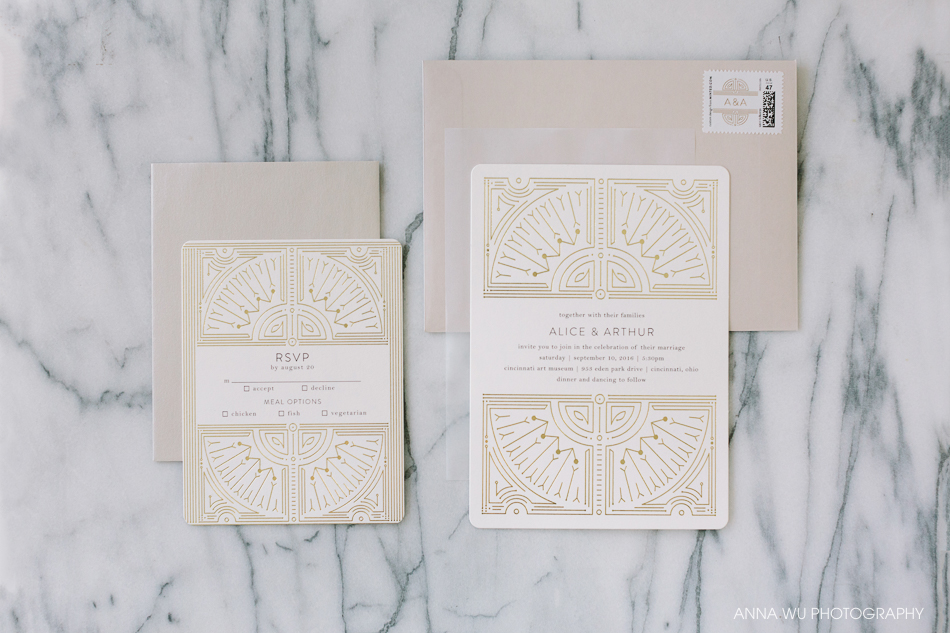 Wedding Stationery & Rings | Anna Wu Photography