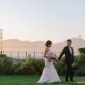 San Francisco Presidio Wedding Photography | Pauline & Justin