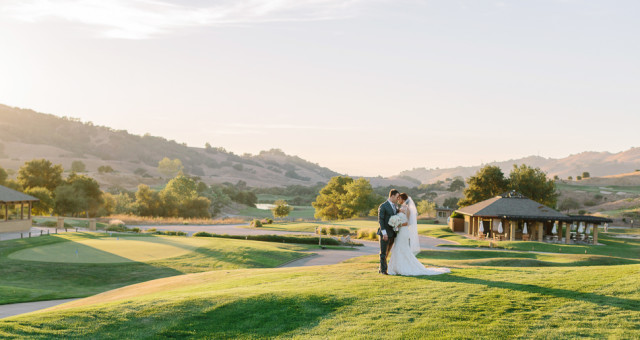 Stefanie & Andrew | Cinnabar Hills Golf Club | San Jose Wedding Photography
