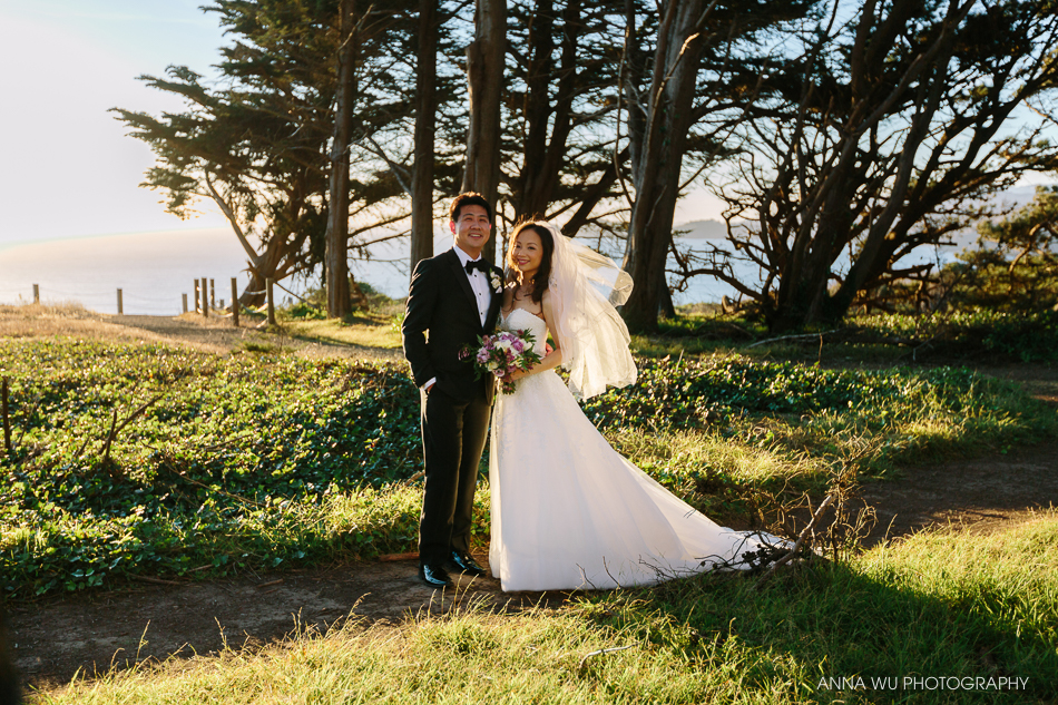San Francisco Presidio Officers Club Wedding | Laura & Steve | A
