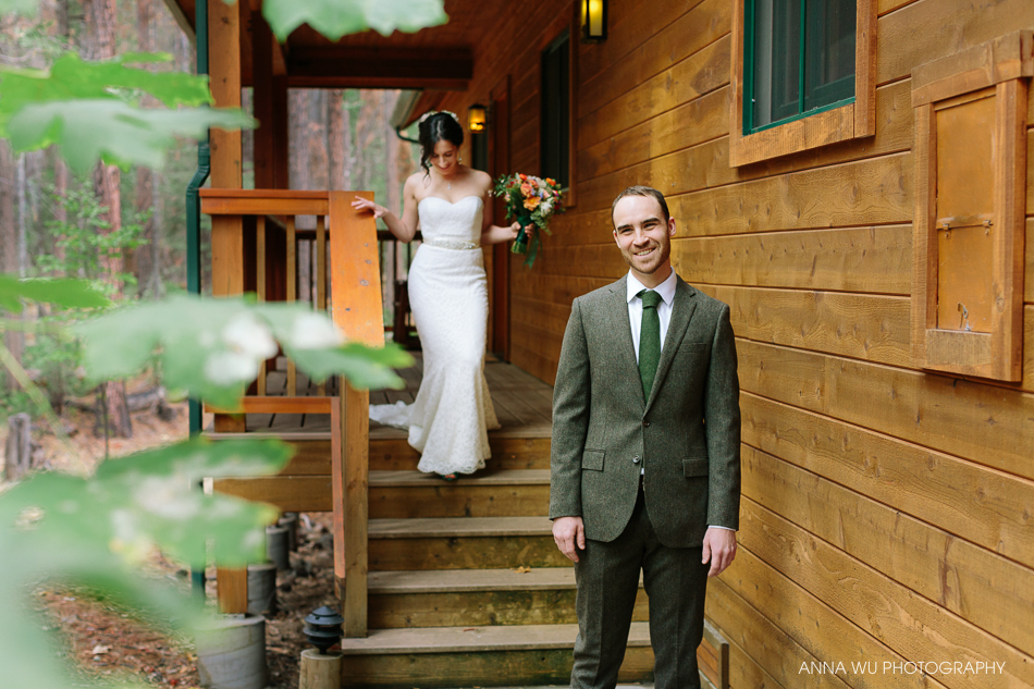 Yosemite Wedding Photography | Evergreen Lodge | Rachel & Zach