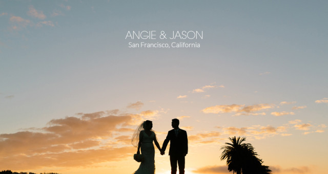 Angie & Jason | San Francisco Wedding Photography