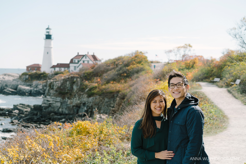 Port Head Light, Maine | Anna Wu Travelogues