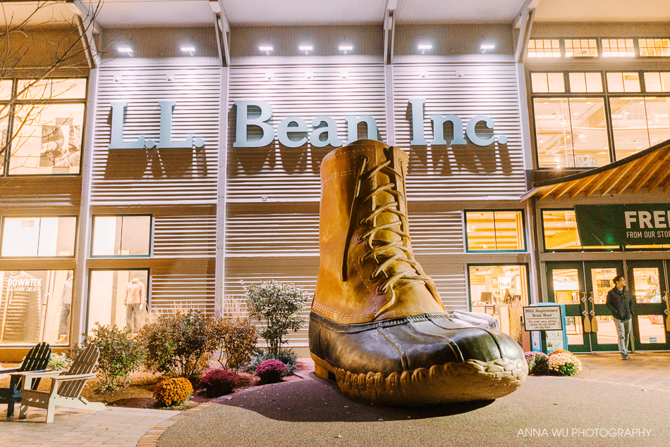 LL Bean Flagship | Freeport, Maine