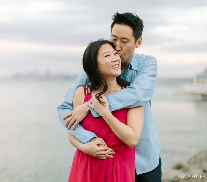 Cindy & Jon | Sausalito Engagement Photography