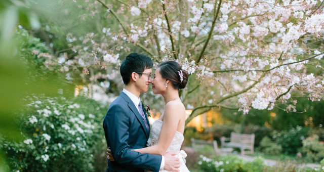 Shelley & Anthony | Outdoor Art Club Wedding Photography