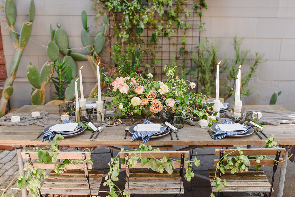 Stable Cafe Styled Shoot Kayla F Photography