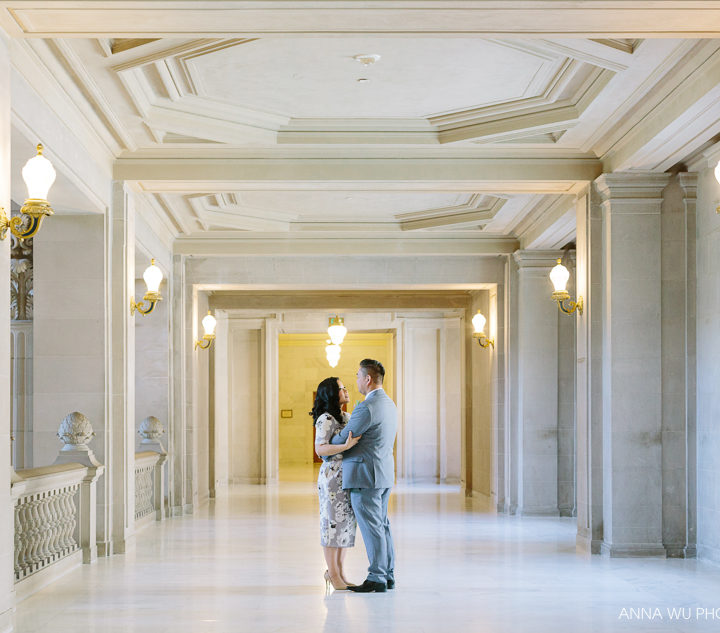 Alyssa & Patrick | San Francisco City Hall Wedding Photography