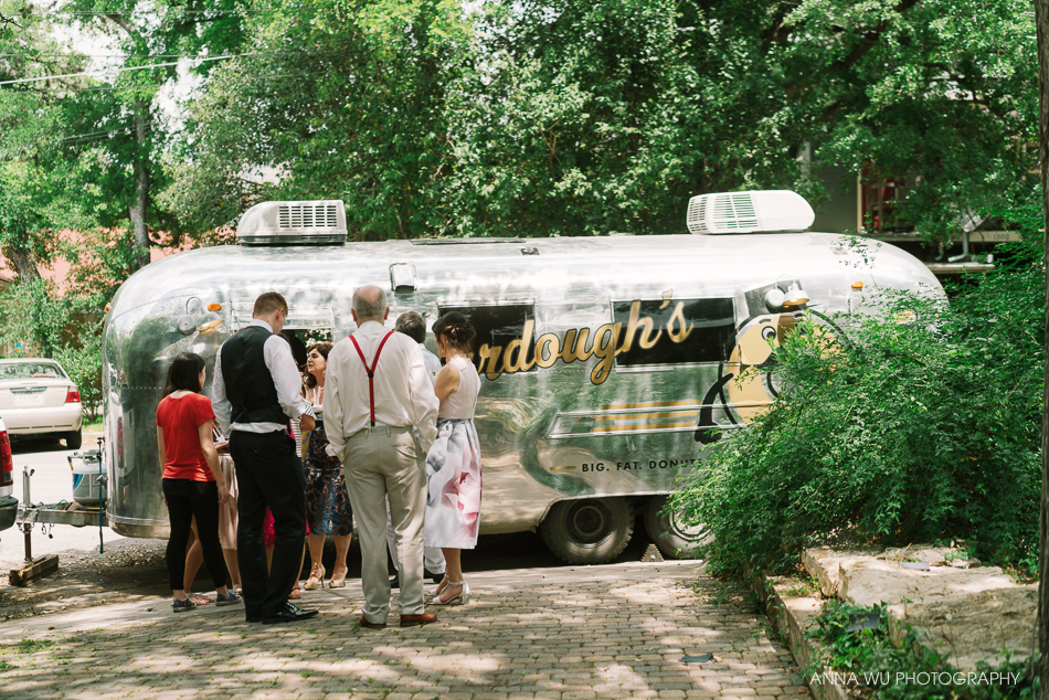 Donut Truck, Austin, Texas Travelogues | Anna Wu