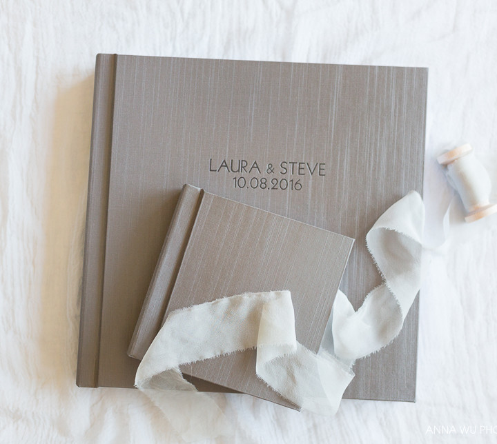 Laura & Steve | Silver Moon Heirloom Wedding Album