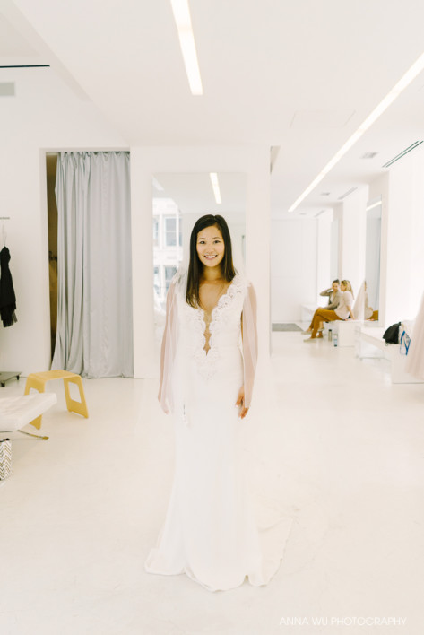 Jin Wang Bridal Salon San Francisco
